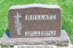 Carl Frederick Hollatz