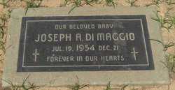 Joseph A DiMaggio