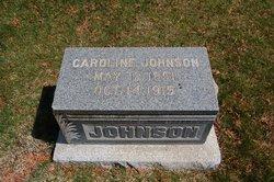 Caroline <i>Madson</i> Johnson
