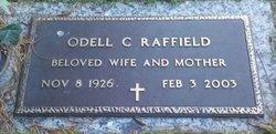 Odell Carol <i>Paul</i> Raffield