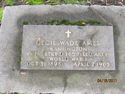 Cecil Wade Ames