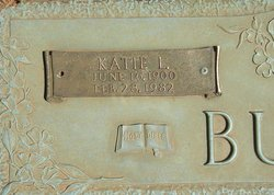 Katie Lee <i>Herring</i> Burge