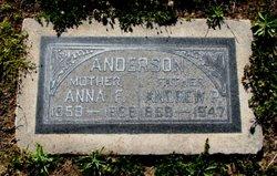 Anna F. Anderson