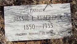 Jessee Lafayette Fate Etheridge