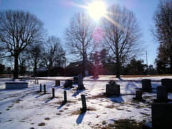 Taylor Springs Baptist Church Cemetery