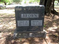 Sarah Milton <i>Parks</i> Brown