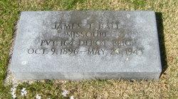 James Thomas Ball