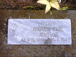 Andrew Carl Johnson