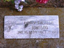 Emmy Theresa Johnson