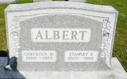 Stanley Edwin Albert