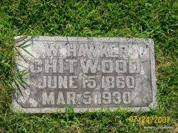 William Hawker Chitwood