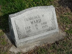 Clarence W Ward