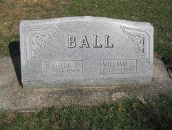 Myrtle E <i>Engleman</i> Ball