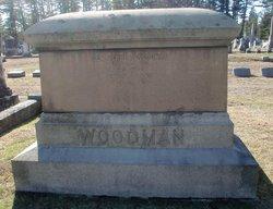 Emily S <i>Bray</i> Woodman