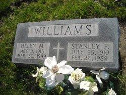 Helen M. <i>Wildey</i> Williams