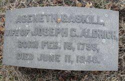 Aseneth <i>Gaskill</i> Aldrich