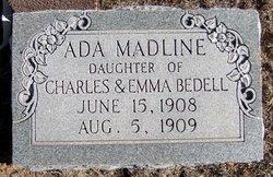 Ada Madline Bedell