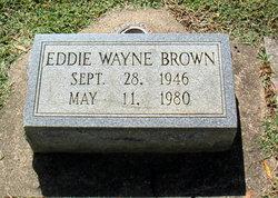 Eddie Wayne Brown