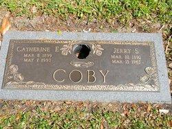 Catherine Elizabeth <i>Dow</i> Coby