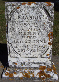 Frankie James F Berry