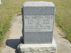 Cynthia Ann <i>Keeth</i> Alawine Polk