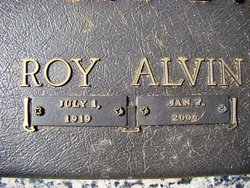 Roy Alvin Lawrence