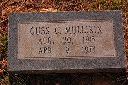 Guss Collins Mullikin