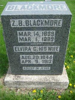 Elvira Cornelia <i>Adams</i> Blackmore