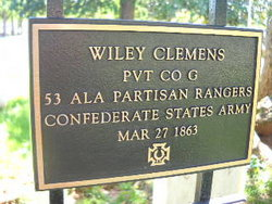 Pvt Wiley Clemens