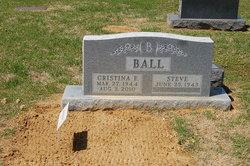 Cristina <i>Failla</i> Ball