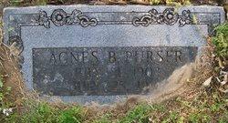 Agnes B. Purser