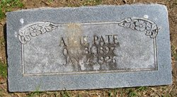 Allie Pate