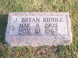 Jacob Bryan Riddle