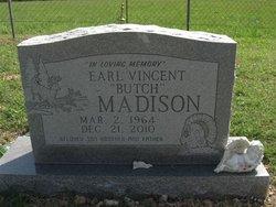 Earl Vincent Butch Madison