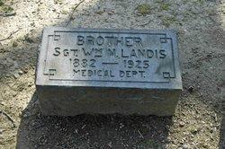 William Naphie Landis, Sr