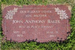 John A Johnny Baker