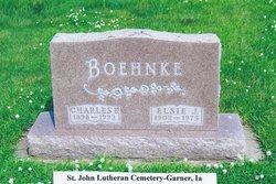 Carl M. Fredrick Charlie Boehnke