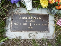 A. Robert Bob Brask