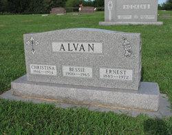 Ernest J. Alvan