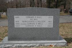 Edward Parker Hall