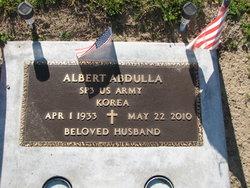 Spec Albert Abdulla