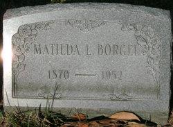 Matilda L Borgel