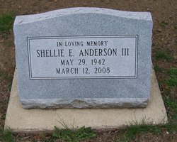 Shellie E. Anderson, III