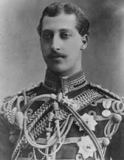 Albert Prince Eddy Victor