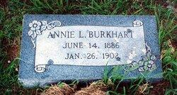 Annie Laura <i>Smith</i> Burkhart