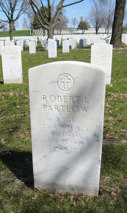 Sgt Robert Lee Partlow