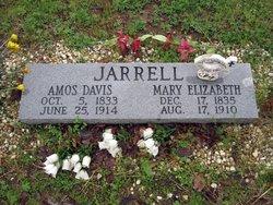 Mary Elizabeth Betty <i>Baumgardner</i> Jarrell