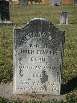 Catherine <i>Barringer</i> Plyler