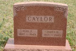 Ruby E. Caylor