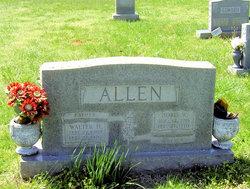 Doris Ann <i>Wells</i> Allen